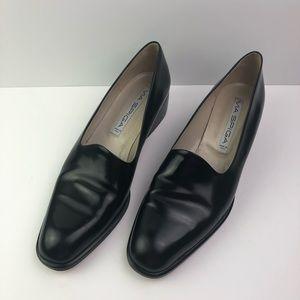 Via Spiga Italian Leather Loafers